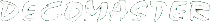 Логотип Decomaster